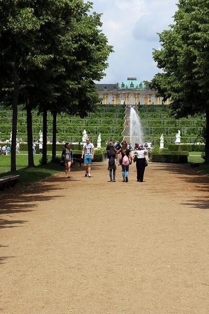 Sanssouci Park Potsdam