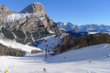 Encyklopedie: Jižní Tyrolsko – slunečné hory sgarancí sněhu
