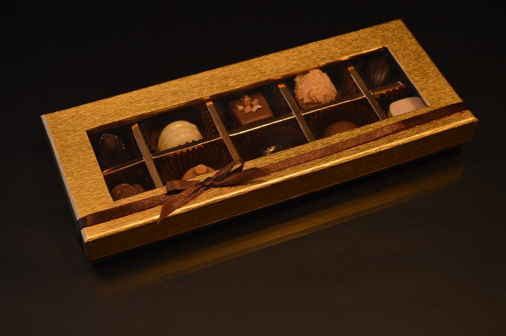10 darabos bonbon kollekció