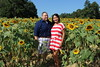 The Anderson's Sunflowers