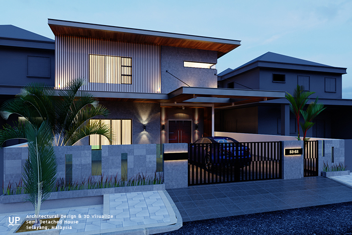 House gate design in malaysia joy studio design gallery for House design malaysia architecture