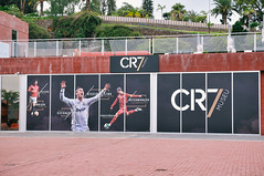 Pestana CR7 Hotel and CR7 Museum in Funchal, Madeira