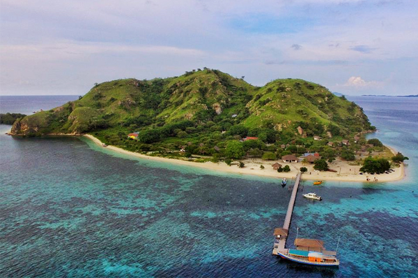 Pulau Kanawa Flores - Gambar 1