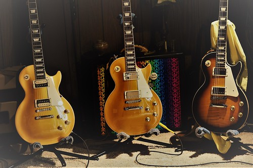 Gibson Les Paul's