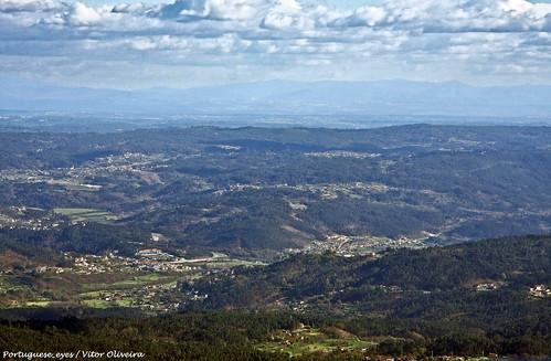 Arredores da Serra da Arada - Portugal