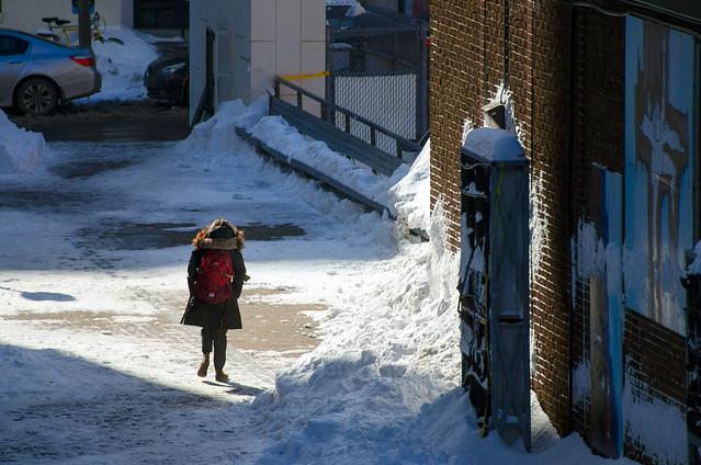 L'hiver à Montréal / Montréal Winter