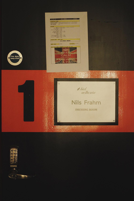 BTS: Nils Frahm