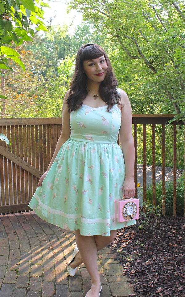 ice cream dress modcloth