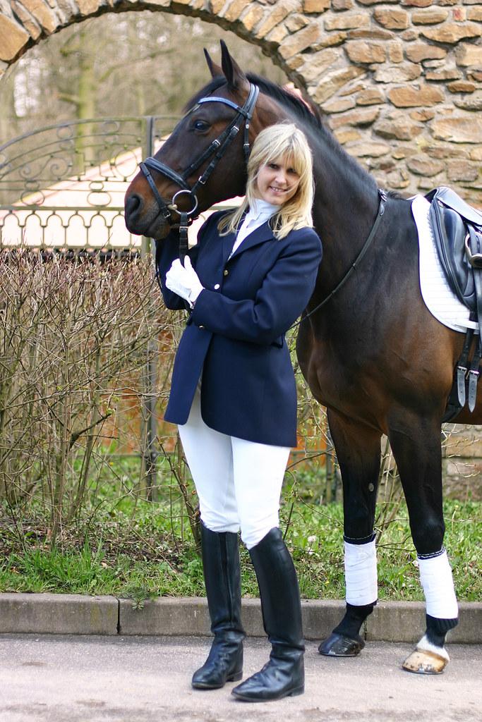 Hot equestrian babes — 12