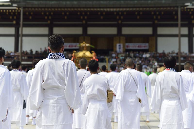 成田祗園祭7.10