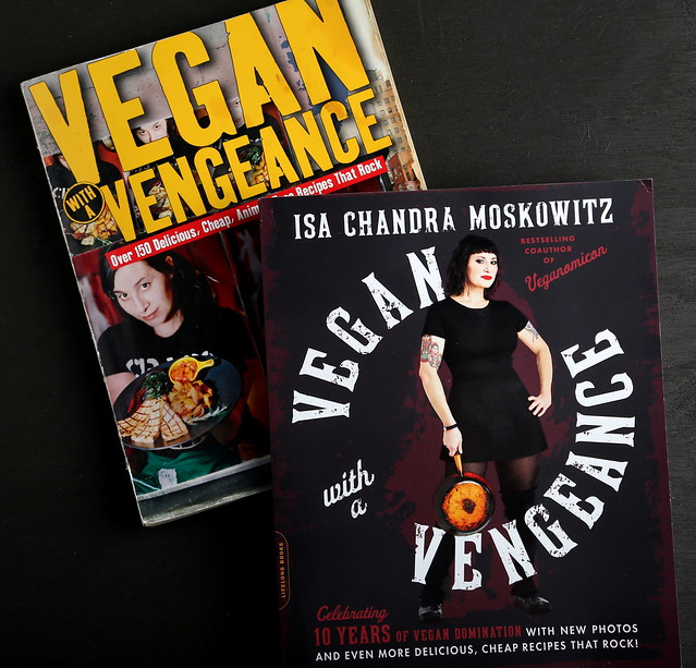 Vegan with a Vengeance, by Isa Chndra Moskowitz