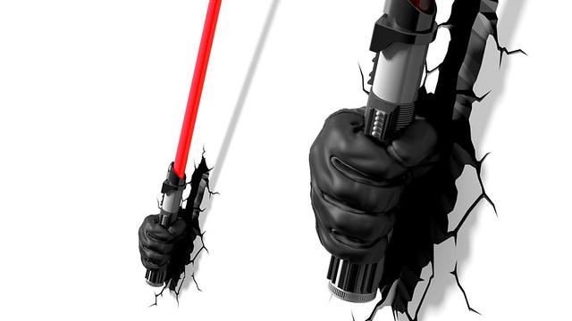 3D LIGHT FX【星際大戰】Star Wars 原力來襲!!第二彈