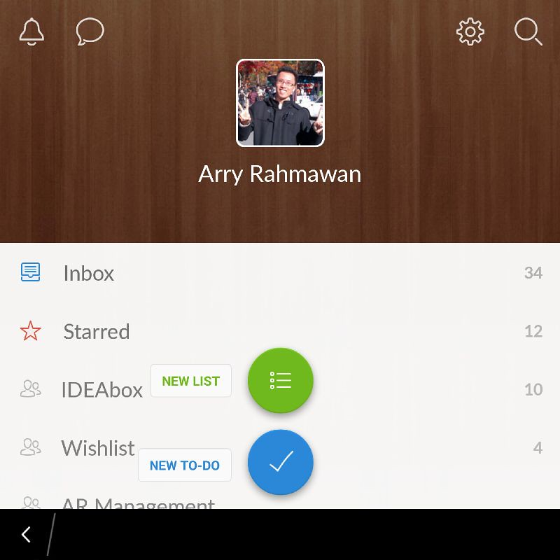Membuat To - Do List dengan Wunderlist