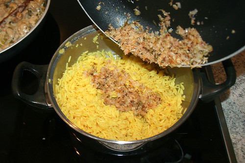 53 - Zum Reis geben / Add to rice