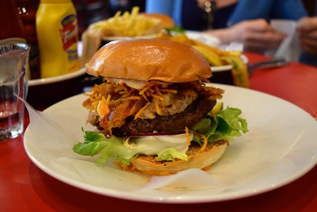 Byron Burger's Sweet Caroline Summer Special