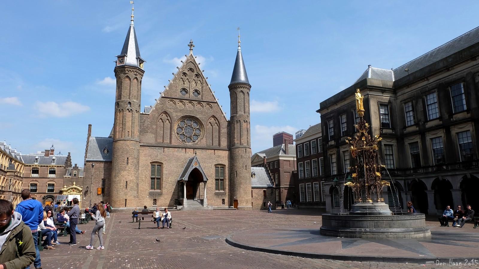 Binnenhof, Den Haag, Nederland