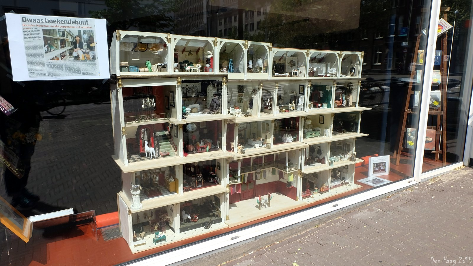 Herengracht, Den Haag, Nederland