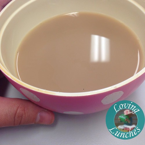 Loving comfort… nothing like a bowl of tea at lunch to make work feel more homely ☕️