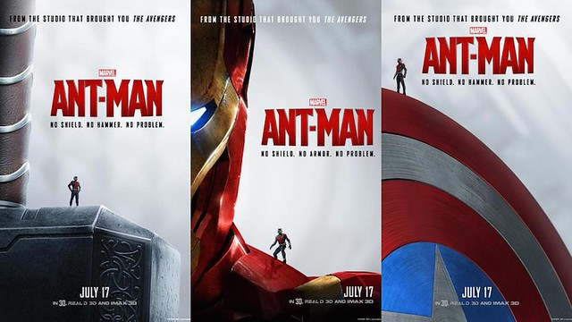 ant man and avengers