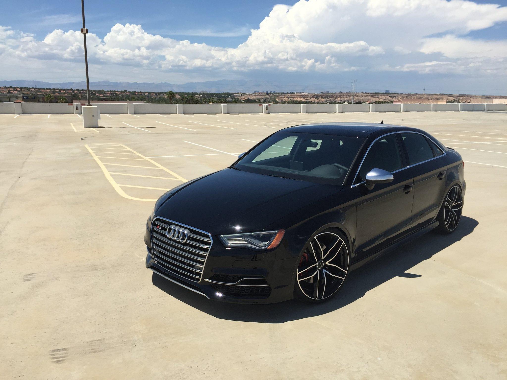 2015 Audi A4 2.0T Premium >> Brilliant Black 2016 S3