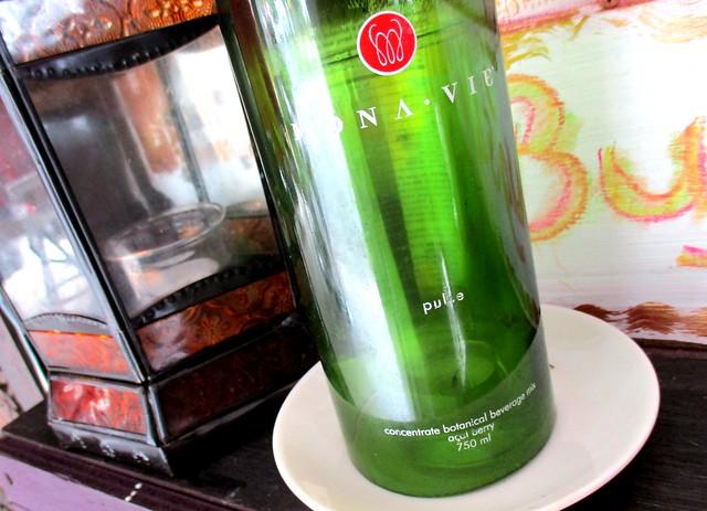 Bottle funnel