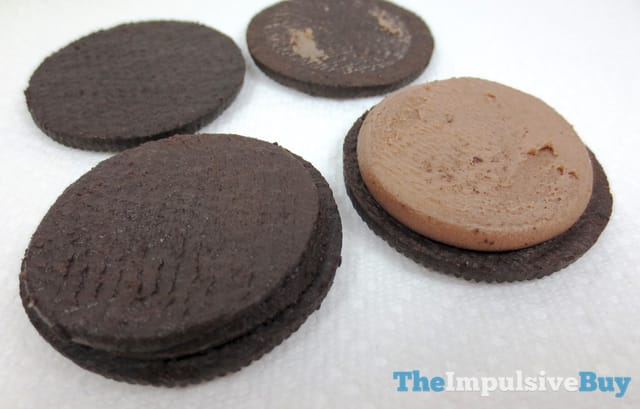 Nabisco Limited Edition Brownie Batter Oreo Cookies Comparison