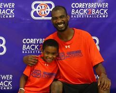 2015 Corey Brewer's Back2Back Basketball Camp
