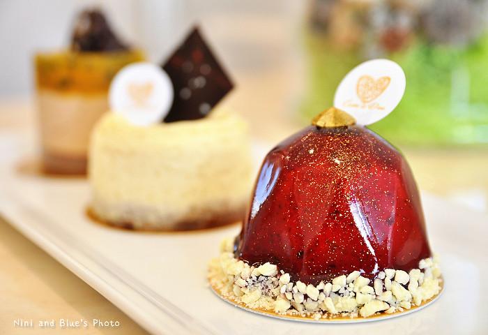 金心盈福法義式甜點09