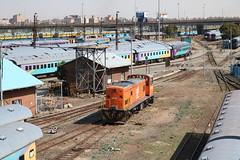 Eisenbahn Südafrika