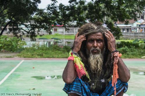 portrait streetpeople street sherpur bangladesh