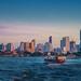 Bangkok skyline by dulyanut swdp
