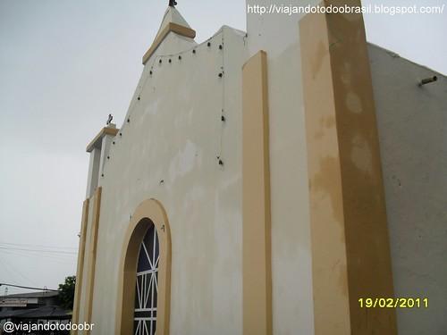 Pilar - Igreja de Nossa Senhora das Graças