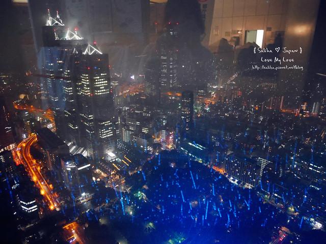 東京新宿都廳免費無料夜景45F (9)