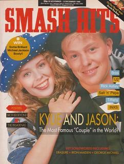 Smash Hits, November 30, 1988