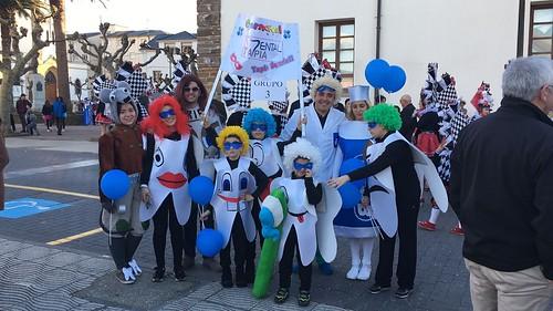 Multitudinario Carnaval en Tapia de Casariego