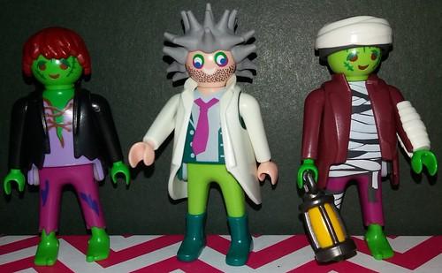 Frankenstein & Monsters