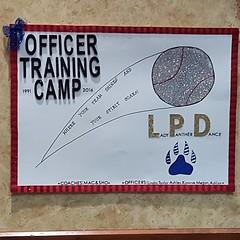 2015 HTEDance Officer Training Camp Sign Language Contest
