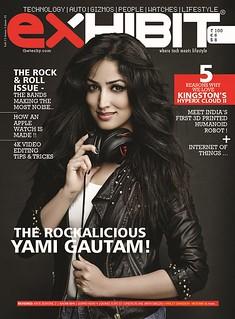 Exhibit Magazine Subscription