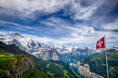 The Bernese Oberland - Hiking paradise.
