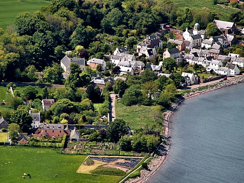 The old side of Cromarty