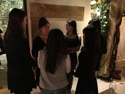 Alumni Dinner in Hong Kong