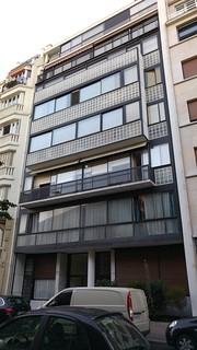 صورة Immeuble Molitor. paris boulogne lecorbusier immeuble molitor
