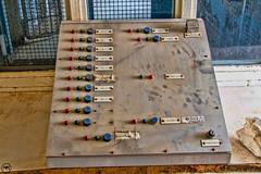 Prison cell control