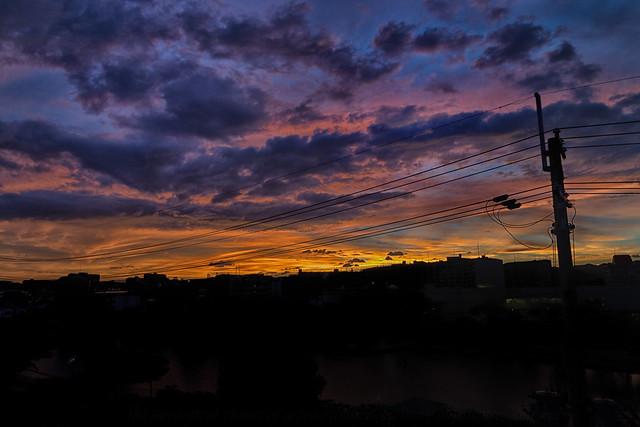 夕暮れ dawn