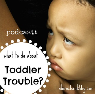Podcast: What To Do About Toddler Trouble?