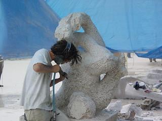 Simposio de escultura - O Grove