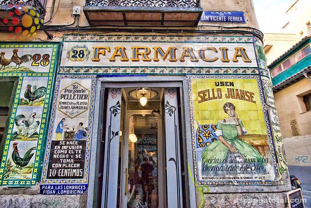 Saúde em Madri