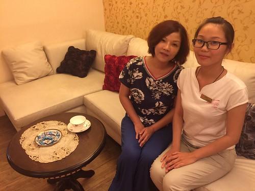 與艾美佳的第一次親密接觸 夏日靚白水舞spa臉部護理體驗 (13)