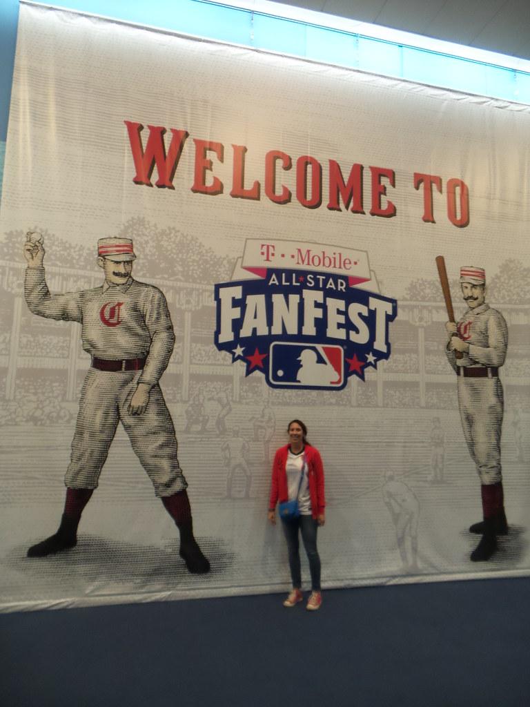 MLB All-Star FanFest Friday
