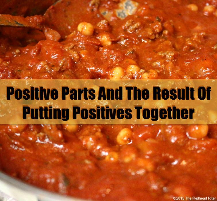 hamburger bean casserole Putting Positives Together